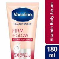 VASELINE HEALTHY BRIGHT VITAMIN BODY SERUM FIRM GLOW 180ML
