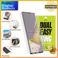 Ringke Dual Easy Wing Samsung Note 20 Ultra Note 20 Not Tempered Glass