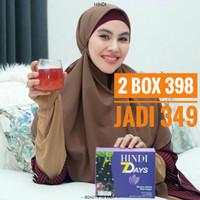2 Box Hindi 7Days Slimming Tea Herbal Original