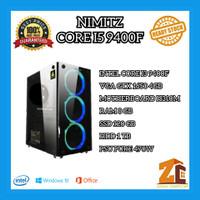 Pc Gaming/Editing Intel Core I5 9400f|GTX1650 4GB|8GB|120GB|1TB - 8 gb