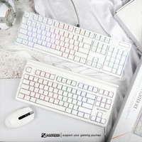 Digital Alliance Meca Fighter Ice RGB - Mechanical Gaming Keyboard
