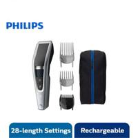 PHILIPS Hair Clipper 5000 Series HC5630 | Alat Cukur Rambut Elektrik