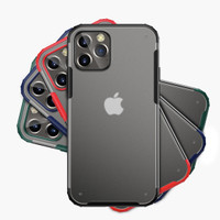 Case iPhone 12 | mini | Pro | Pro Max Fuze Frosted Anti Crack Casing