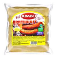 Kimbo Sosis Bratwurst Keju