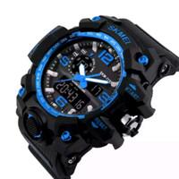 Best Seller jam tangan pria Skemei 1155 jam tngn analog digital sporty