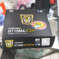 MAINBOARD ECS H1104 C2H