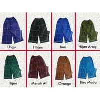 sarung celana anak 2-4tahun - Hitam, 2-3 tahun