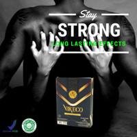 VIRECO suplemen pria dewasa penambah stamina dan vitalitas pria-PROMO