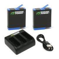 Wasabi Power for GoPro HERO 8, HERO8 - KIT