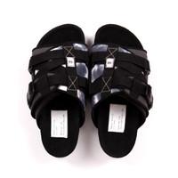 MADER x PESISIR S/S 2020 Midnight Sandal