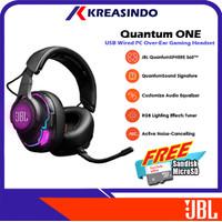 JBL Quantum One / Qone Pro Gaming Headset Headphone Resmi