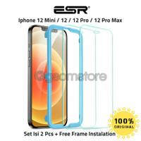 Tempered Glass iPhone 12 / 12 Max Pro/ 12 Pro Max ESR Screen Protector - 12 PRO MAX 6.7