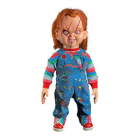 SEED OF CHUCKY - CHUCKY DOLL LIFE SIZE DOLL MOVIE AUTHENTIC