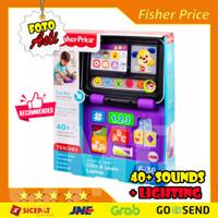 Fisher Price Click & Learn Laptop Original - Mainan Edukasi Anak Bayi