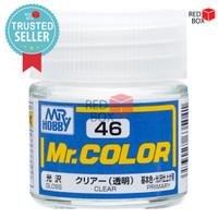 Mr Color C46 Clear - Mr Hobby Gundam Model Kit Airbrush Paint Cat C 46