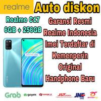 Realme C17 6/256 RAM 6Gb ROM 256Gb New Garansi Resmi Realme Indonesia