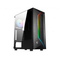 MSI MAG VAMPIRIC 100L TANPA FAN - Tempered Glass Gaming Case