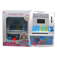 Mainan Anak Celengan ATM - ATM Bank