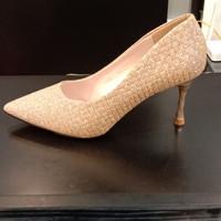 sepatu wanita hak tinggi 7 cm model baru