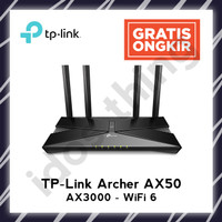 TP-Link Archer AX50 - AX3000 WiFi 6 Router