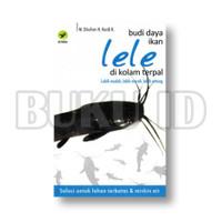 Buku Budidaya Ikan Lele di Kolam Terpal
