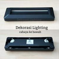 H223 LAMPU TANGGA DINDING LED 3W OUTDOOR WATERPROOF LIGHT WARM WHITE - H224