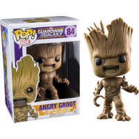 Funko POP Marvel: Guardian Of The Galaxy - Angry Groot