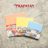Kertas Lipat Origami 12 x 12 cm / Origami Paper Asturo