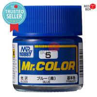 Mr Color C5 Blue - Mr Hobby Gundam Model Kit Airbrush Paint Cat C 5