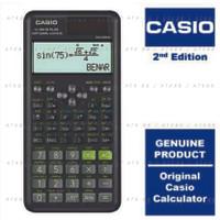 Kalkulator Casio Scientific FX-991ID Plus Baru FX-991 ID Plus