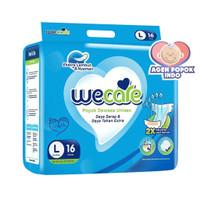 WECARE Basic Popok Dewasa PEREKAT L 16   WE CARE Adult Diapers L16