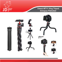 ULANZI MT11 Octopus Tripod with Quarter Screw for Camera - DLL