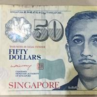 Dollar singapore hoki unik langka nomer cantik