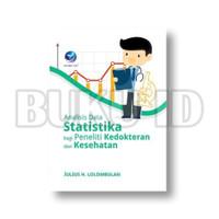 Buku Analisis Data Statistika Bagi Peneliti Kedokteran Dan Kesehatan
