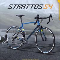 Polygon Strattos S4 2021 Road Bike Sepeda Balap Gunung MTB Gowes