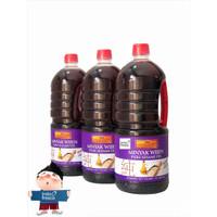 Lee Kum Kee Pure Sesame Oil- Minyak Wijen 1750ml x 3 pc- GOSEND GRAB