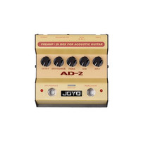 JOYO Pre Amp DI Box for Acoustic Guitar AD-2