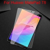 Huawei Matepad T8 2020 Tempered Glass Premium Tablet Anti Gores Kaca