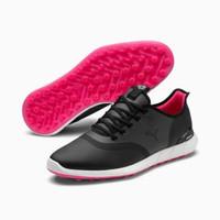 Sepatu Golf Puma Ignite statment black-pink