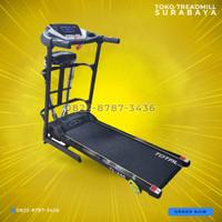 Treadmill ELektrik 3fungsi total gym fitnes tipe TL-246