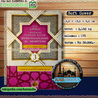 PINK - Buku Terjemah Syarah Kitab Durusul Lughah Al-Arabiyyah Jilid 3