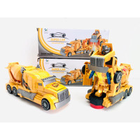 MAINAN ANAK CONSTRUCTION AUTO ROBOT MURAH MAINAN ROBOT KONSTRUKSI MURA