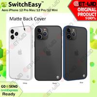 Case iPhone 12 Pro Max / 12 Mini / 12 Pro SwitchEasy Aero Matte Casing