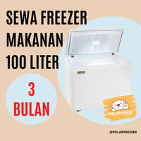 SEWA FREEZER FROZEN FOOD MURAH 3 BULAN