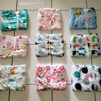 selimut bayi double flacee/selimut bayi kolaco,just to you,carter,ivy