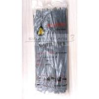 Kabel Ties 4,8x300mm HItam Imundex - Tali Ripet 30cm Tebal