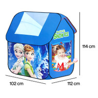 Tenda Anak Rumah Snow Ice Ukuran 102 X 112 X 114 CM
