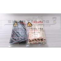 Kabel Ties 4,8x150mm HItam Imundex - Tali Ripet 15cm Tebal