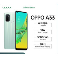 Oppo A33 3/32GB AI Triple Camera 18W Fast Charge 5000 mAh Battery
