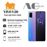 VIVO V20 RAM 8GB INTERNAL 128GB GARANSI RESMI